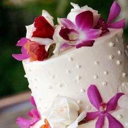 Deko ideen f r torten und cupcakes for Essbare dekoration
