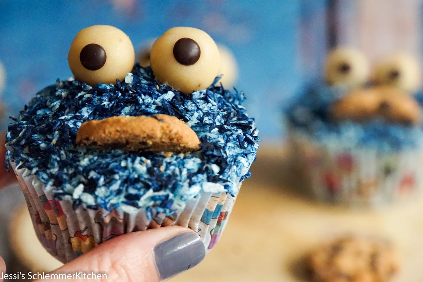 Krumelmonster Cupcakes Ichliebebacken De